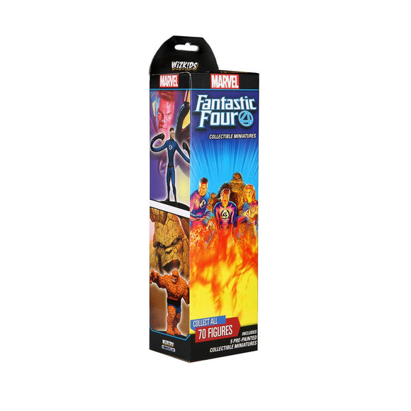 Marvel HeroClix: Fantastic Four Booster (Each)