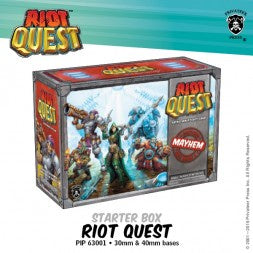 Riot Quest Starter Box (mixed) - Game State Store