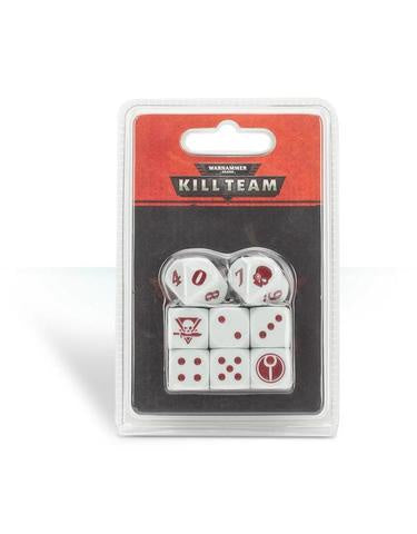 KILL TEAM T'AU EMPIRE DICE - Game State Store