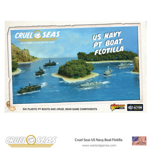 US Navy PT Boat Flotilla - Game State Store