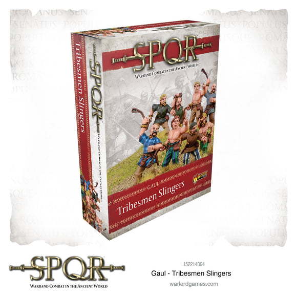 Gaul Tribesmen Slingers - Game State Store