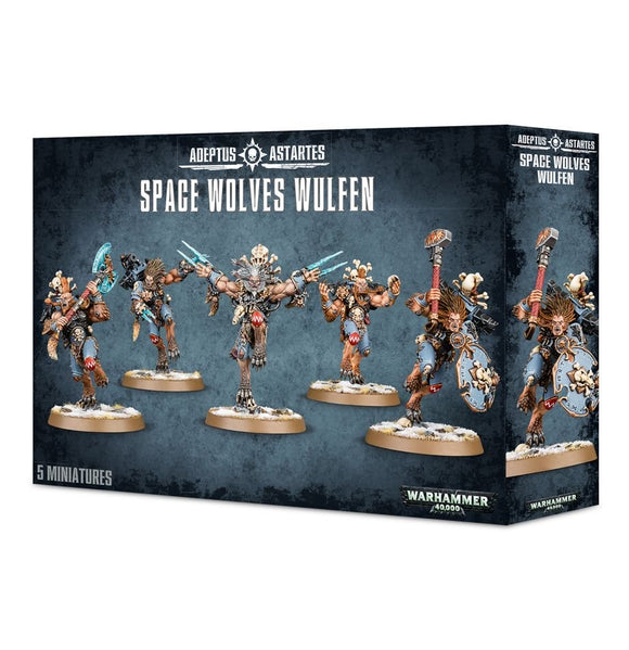 SPACE WOLVES WULFEN - Game State Store