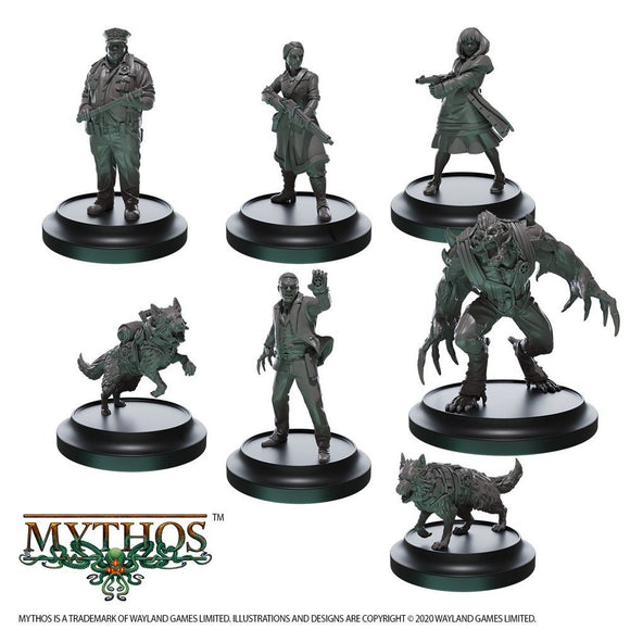Mythos Brotherhood of Belial Starter Set