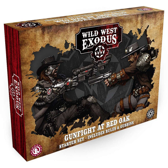 Wild West Exodus: Gunfight at Red Oak - Game State Store