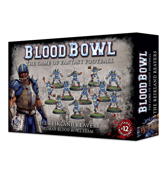 THE REIKLAND REAVERS BLOOD BOWL TEAM - Game State Store