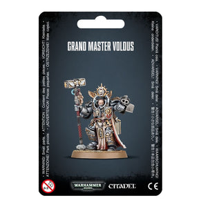 GREY KNIGHTS GRAND MASTER VOLDUS - Game State Store