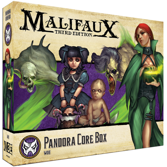 Pandora Core Box - M3e - Game State Store