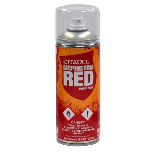 SPRAY: MEPHISTON RED SPRAY - Game State Store