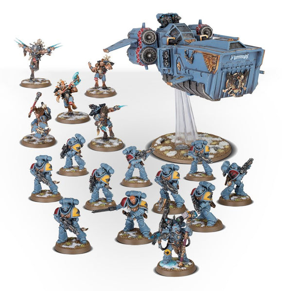 SPACE WOLVES: TALONS OF MORKAI - Game State Store