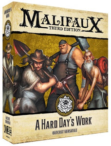 A Hard Day's Work Pre-order - Arrive Jan 2020 - Game State Store