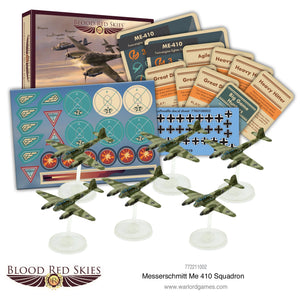 Me 410 Squadron - Game State Store