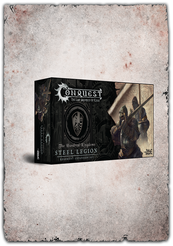 Steel Legion Conquest of Kings - Game State Store