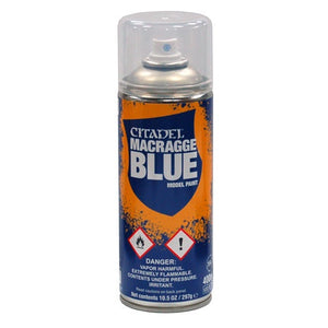 SPRAY: MACRAGGE BLUE SPRAY - Game State Store