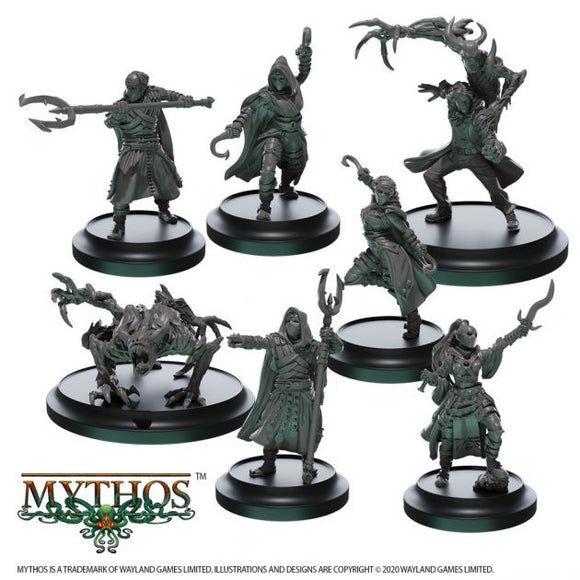 Mythos Path of Chronozon Faction Starter Set - Game State Store