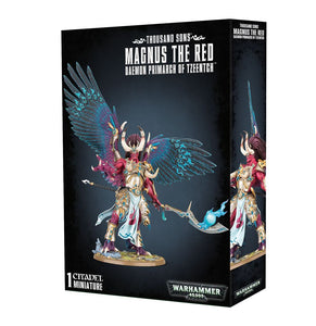 THOUSAND SONS MAGNUS THE RED - Game State Store