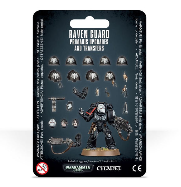 RAVEN GUARD PRIMARIS UPGRADES & TRANSFRS - Game State Store