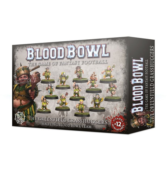 BLOOD BOWL: GREENFIELD GRASSHUGGERS - Game State Store