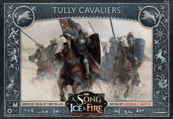 SIF: Stark Tully Cavaliers Unit Box  (6 Sep 2019 Release) - Game State Store