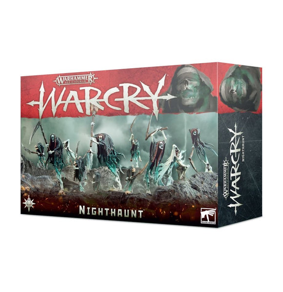 WARCRY: NIGHTHAUNT - Game State Store