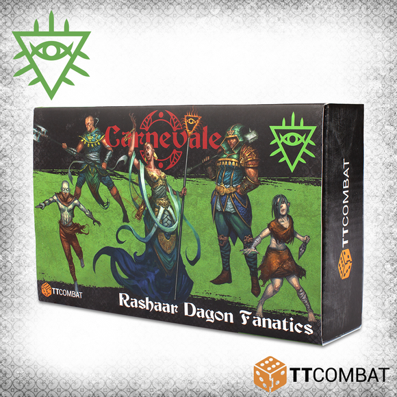 Dagon Fanatics - Game State Store
