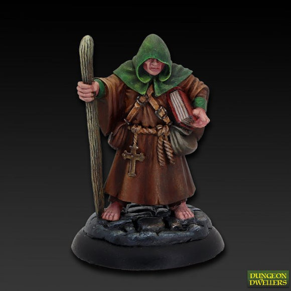Dungeon Dwellers Brother Hammond Traveling Monk DD