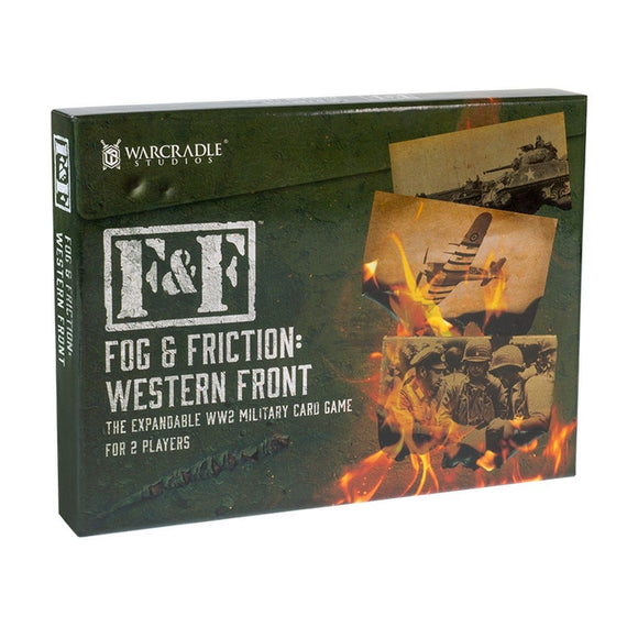 Fog & Friction: Western Front (Core Game)