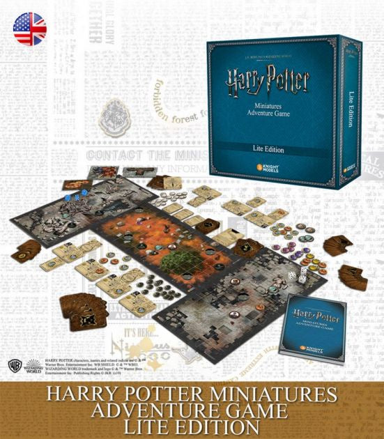Harry Potter Miniatures Adventure Game Lite Edition - English - Game State Store