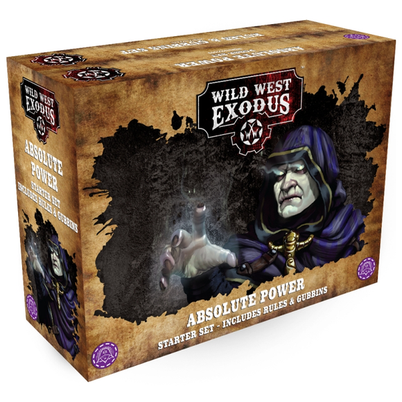 Absolute Power Starter Set - Game State Store