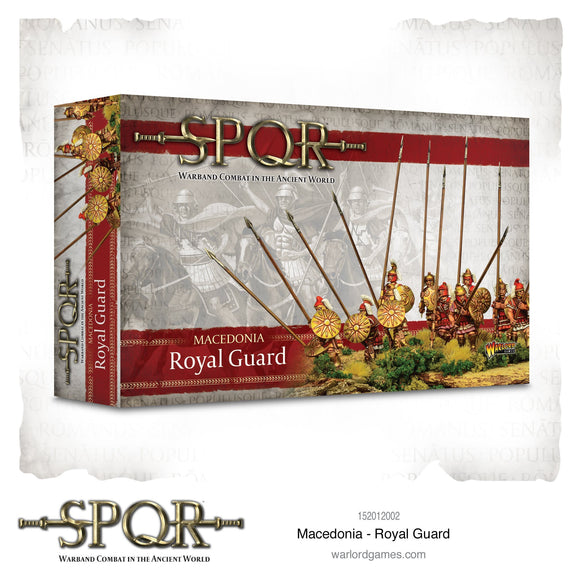 Macedonian Royal Guard - Game State Store