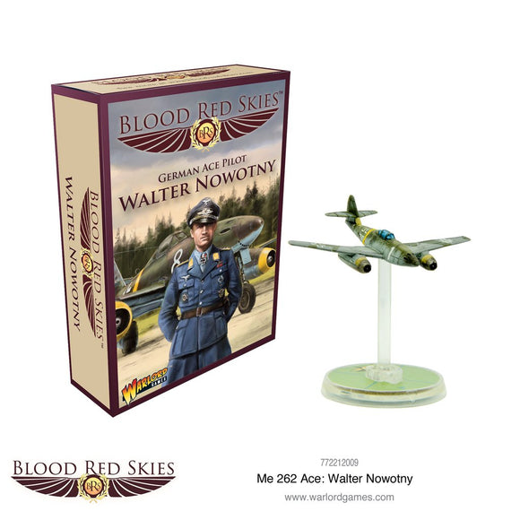 Messerschmitt Me 262 Ace: Walter Nowotny - Game State Store