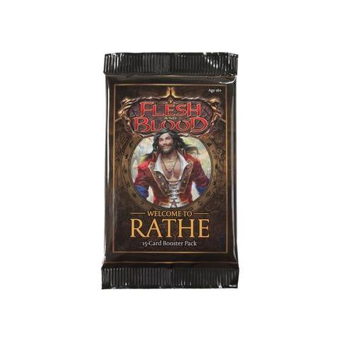 Flesh & Blood: Welcome to Rathe Unlimited Single Pack