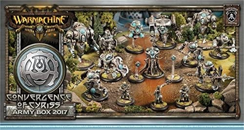 Convergence of Cyriss Army Box 2017 - Game State Store