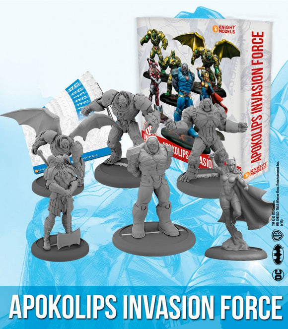 Apokolips - Game State Store