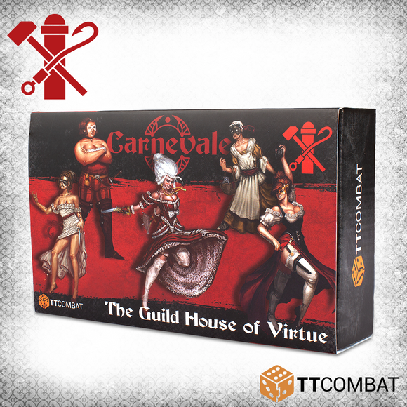 House of Virtue - Game State Store