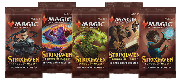 STRIXHAVEN School of Mages Set Booster Single Pack