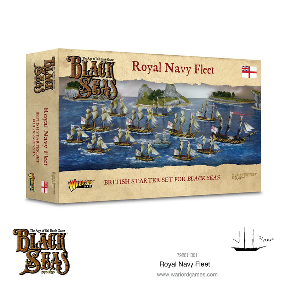 Black Seas Royal Navy Fleet (1770 - 1830) - Game State Store