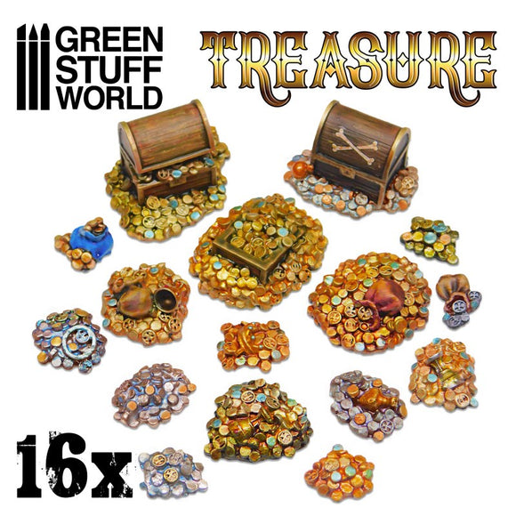 GSW Treasure