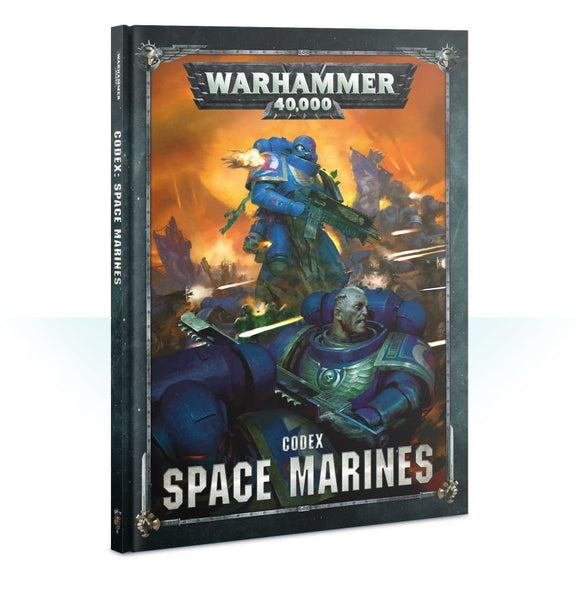 CODEX: SPACE MARINES (HB) (ENGLISH) (2019) - Game State Store