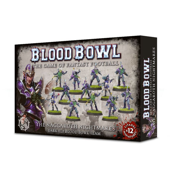 BLOOD BOWL: NAGGAROTH NIGHTMARES - Game State Store