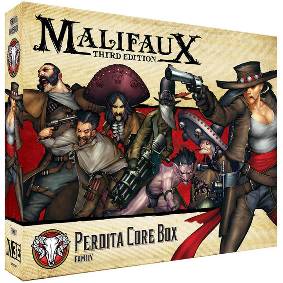 Perdita Core Box - M3e - Game State Store