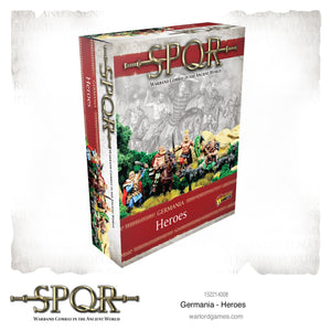 Germania Heroes - Game State Store
