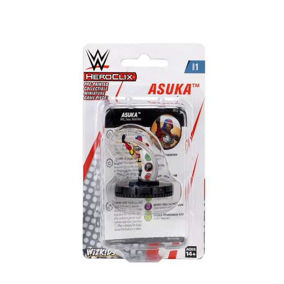 WWE HeroClix: Asuka Expansion Pack