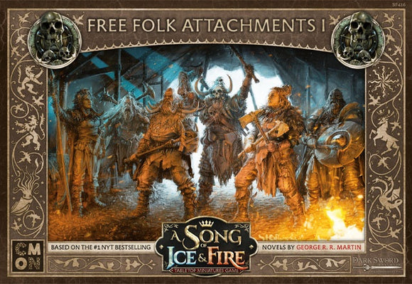 SIF: Free Folk Attachments 1