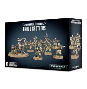 GENESTEALER CULTS BROOD BROTHERS - Game State Store