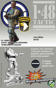 Jack Miller - Us Army 101st Airborne Division - Game State Store