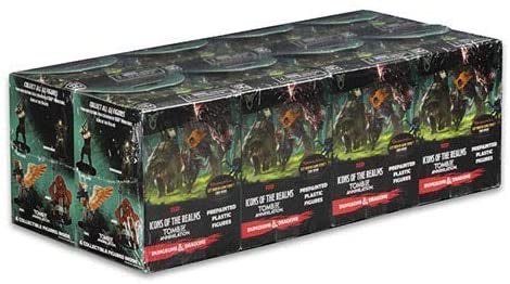 DND ICONS 7: TOMB OF ANNIHILATION BRICK (Pack of 8 Sealed Booster)