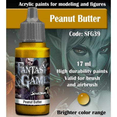 SFG PEANUT BUTTER 17 mL - Game State Store