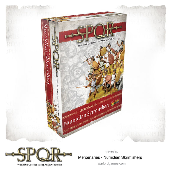 Mercenaries Numidian Skirmishers - Game State Store