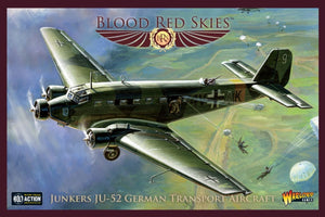 Junkers JU-52 German Transport Aircraft - Game State Store