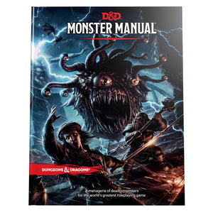D&D Next Monster Manual HC - Game State Store